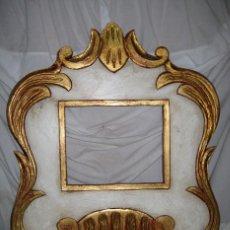 Antigüedades: MARCO PLATERESCO.. Lote 278543493
