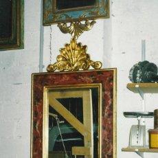 Antigüedades: MARCO DECORADO.. Lote 278543518