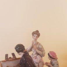 Antigüedades: FIGURA DE SAJONIA . SIGLO XIX. Lote 278549633