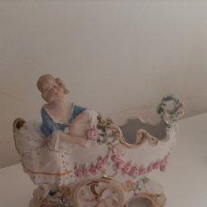 Antigüedades: BISCUIT FRANCÉS FINAL 800. Lote 278560138