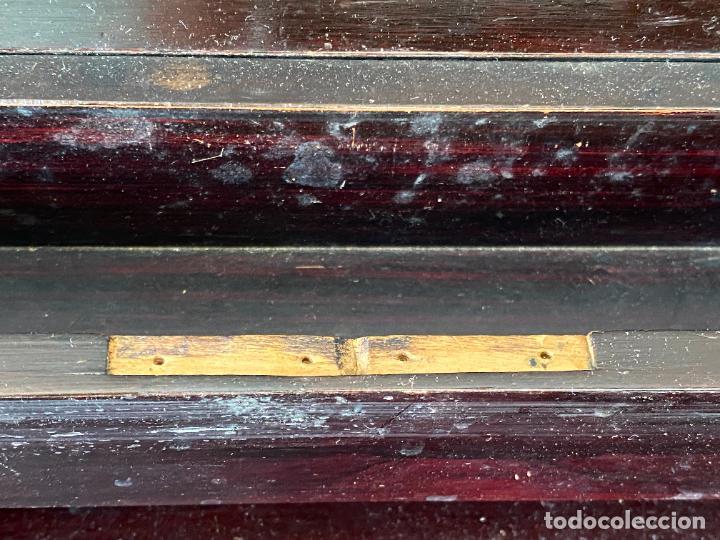 Antigüedades: ANTIGUO ESCRITORIO DE VIAJE , ESCRIBANÍA . - Foto 6 - 278617773