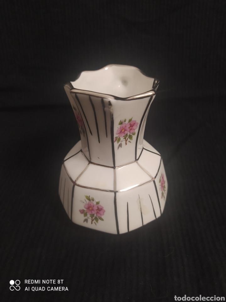 Antigüedades: Jarrita porcelana Elyca - Foto 2 - 278630448