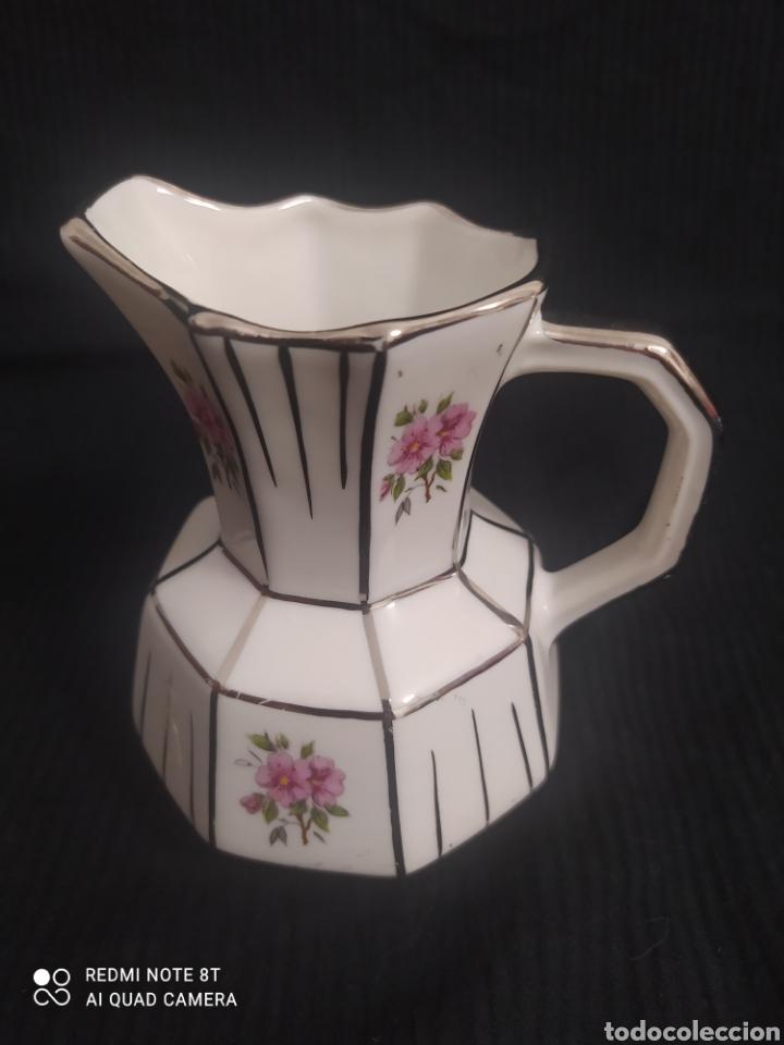 Antigüedades: Jarrita porcelana Elyca - Foto 3 - 278630448