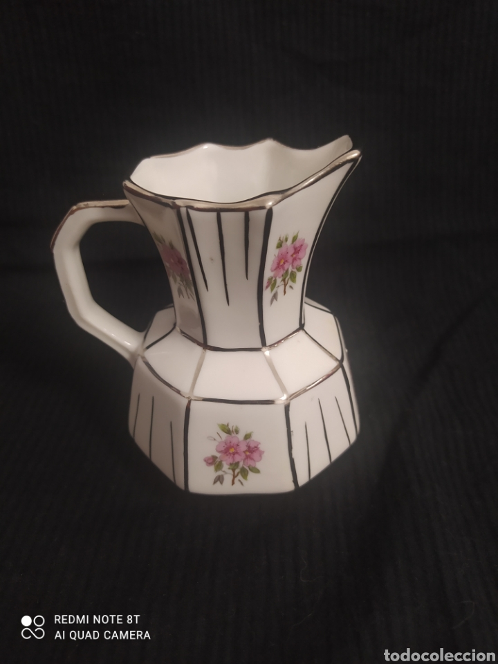 JARRITA PORCELANA ELYCA (Antigüedades - Porcelanas y Cerámicas - Otras)