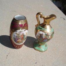 Antigüedades: PORCELANA DE LLIMOGES. Lote 278698783