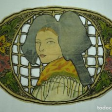 Antigüedades: BORDADO MODERNISTA. Lote 278933608