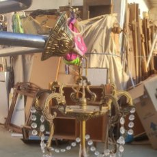 Antigüedades: LAMPARA. Lote 278954933