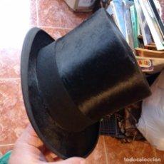 Antigüedades: SOMBRERO DE COPA RUIZ. Lote 278978088