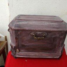 Antigüedades: PEQUEÑA ARCA. Lote 279451108