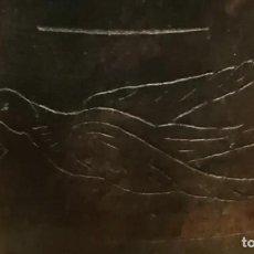 Antigüedades: ANTIGUA LÁMPARA, LAMPARITA DE ESCRITORIO. Lote 279462163