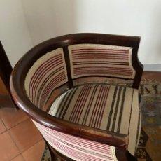 Antigüedades: BUTACA DESPACHO. Lote 279497493