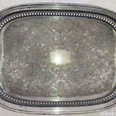 Antigüedades: BANDEJA VICTORIANA ANTIGUAS. Lote 279548308