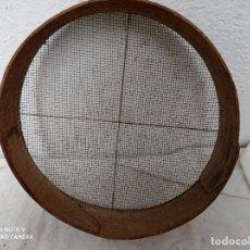 Antigüedades: ANTIGUO ESCURRIDOR/ TAMIZADOR. Lote 280115468