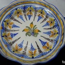 Antigüedades: PLATO DE TALAVERA. NIVEIRO. Lote 280667763