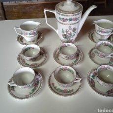 Antigüedades: JUEGO DE CAFÉ. Lote 280745293
