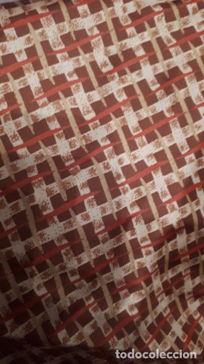 Antigüedades: Pañuelo de seda - Foto 2 - 281026348