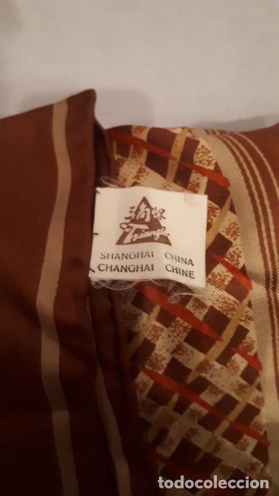 Antigüedades: Pañuelo de seda - Foto 3 - 281026348