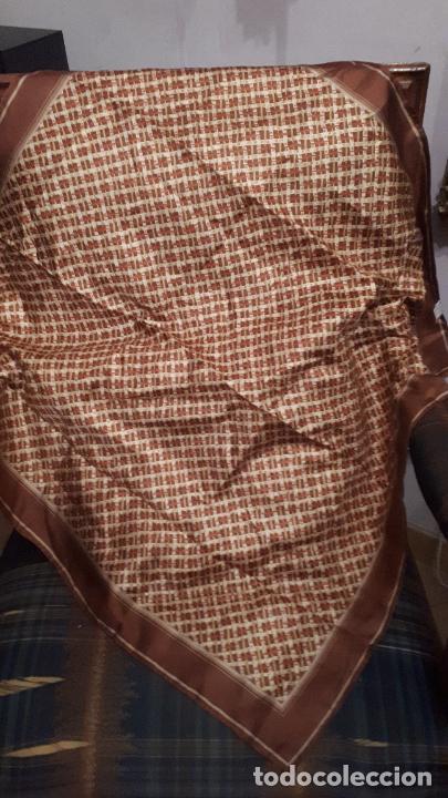 Antigüedades: Pañuelo de seda - Foto 4 - 281026348