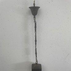 Antigüedades: LÁMPARA DE TECHO TURCA. Lote 281028648