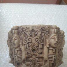 Antigüedades: CENICERO ANTIGUO.MEXICO. Lote 278474423