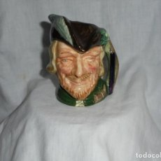 Antigüedades: ANTIGUA JARRA DOULTON ROBIN HOOD D 6534. Lote 282235028