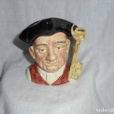 Antigüedades: ANTIGUA JARRA DOULTON DOULTON GAOLER D 6577. Lote 282236083