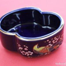 Antigüedades: BONITO JOYERO PORCELANA SEIKO JAPÓN. Lote 282244703