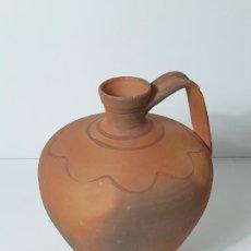 Antigüedades: JARRA, ORZA - CERÁMICA POPULAR - ALTURA - 41 CM. Lote 283183978