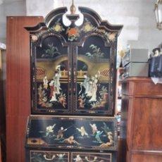 Antigüedades: PRECIOSO ESCRITORIO SECRETER CHINO-ASIATICO.. Lote 283235983