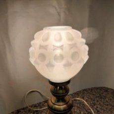 Antigüedades: BONITA LAMPARA VINTAGE. Lote 283308893