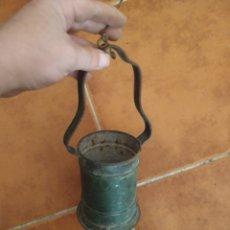 Antigüedades: PRECIOSO MACETERO ANTIGUO. Lote 283650908