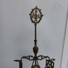 Antigüedades: CANDIL DE ACEITE. Lote 283823923