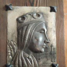 Antigüedades: TABLA RELIGIOSA DE LA SALLE BONANOVA BARCELONA. Lote 283925538