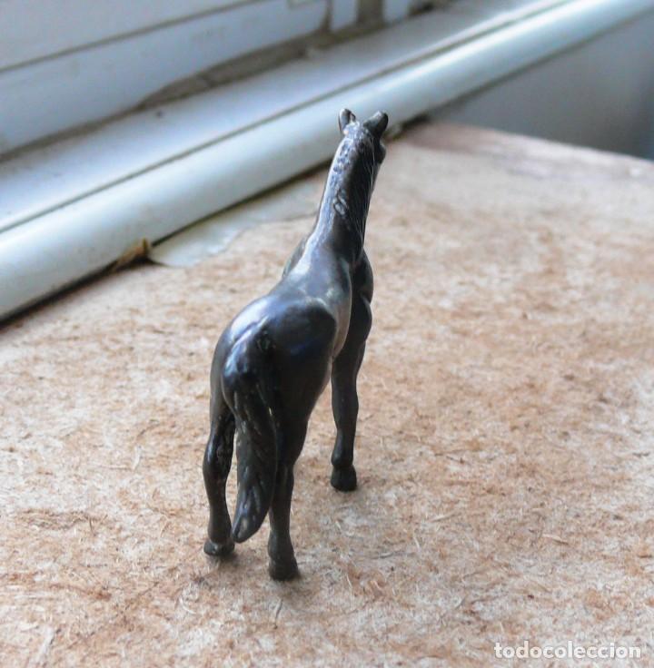 Antigüedades: escultura en miniatura.bronce.caballo. n 1 - Foto 3 - 284290683