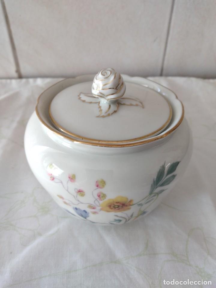 Antigüedades: Bonito azucarero de porclana seltmann weidengermany u.s.z - Foto 2 - 284359298