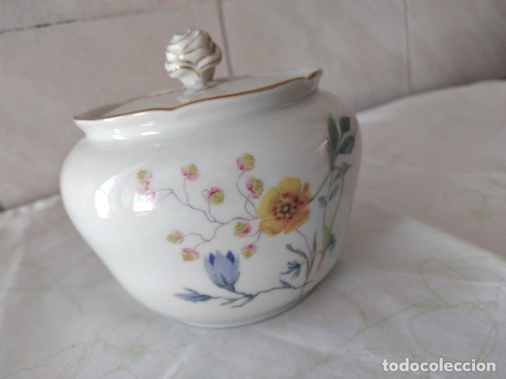 Antigüedades: Bonito azucarero de porclana seltmann weidengermany u.s.z - Foto 3 - 284359298