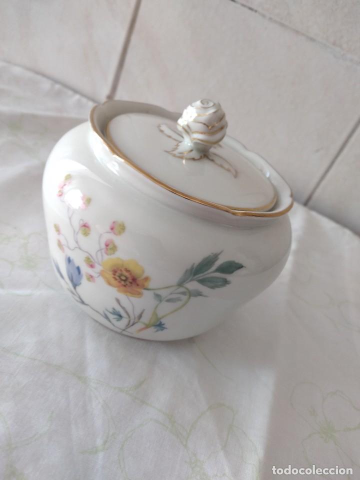 Antigüedades: Bonito azucarero de porclana seltmann weidengermany u.s.z - Foto 4 - 284359298