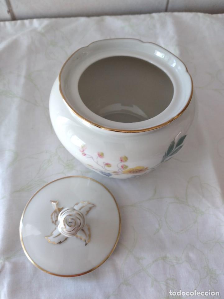 Antigüedades: Bonito azucarero de porclana seltmann weidengermany u.s.z - Foto 6 - 284359298