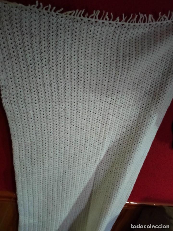 Antigüedades: manta para bebes - Foto 5 - 284463998
