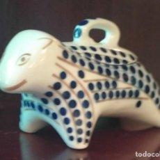 Antiquités: CAJITA PORCELANA SARGADELOS. Lote 284641863