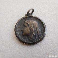 Oggetti Antichi: MEDALLA DE PLATA DE N.S. DE FATIMA. Lote 284724273