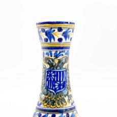 Antiquités: JARRÓN ANTIGUO HERÁLDICO. Lote 284765283