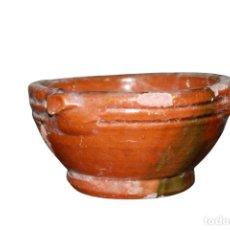 Antiquités: BONITO MORTERO CATALÁN DE PRINCIPIOS DEL SIGLO XX. Lote 285039103