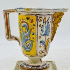 Antiquités: ANTIGUA JARRA DE CERÁMICA. Lote 285082098