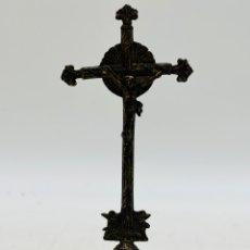 Oggetti Antichi: ANTIGUO CRISTO DE SACRISTÍA. Lote 285088703