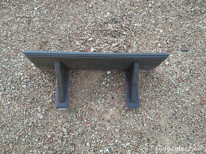 Antigüedades: Pequeña estantería madera - Foto 7 - 285260073