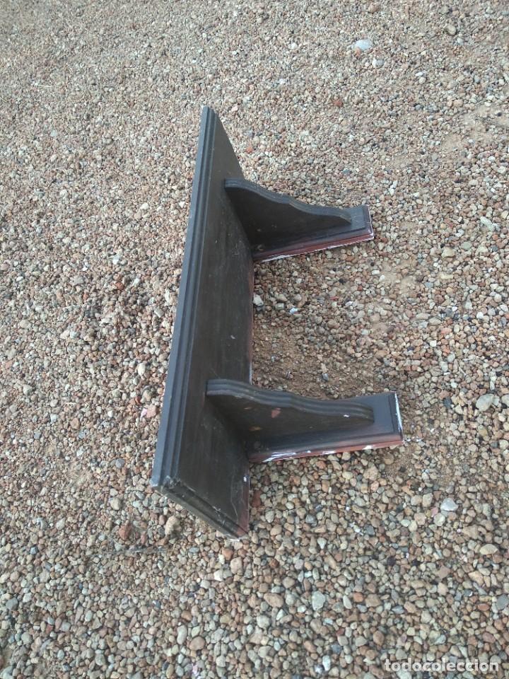 Antigüedades: Pequeña estantería madera - Foto 9 - 285260073
