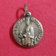 Antiquités: ANTIGUA MEDALLA NUESTRA SEÑORA DE TORRECIUDAD HUESCA. Lote 285457693