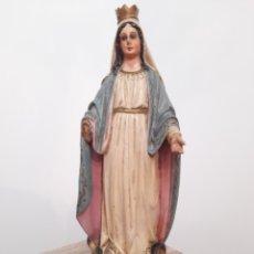 Antigüedades: MILAGROSA SIGLO XIX. OLOT.. Lote 285510683