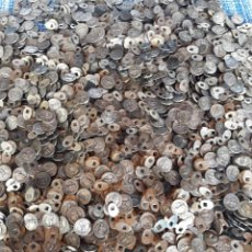Antigüedades: PINS ANTIGUOS BAÑADOS EN PLATA.. Lote 285560903